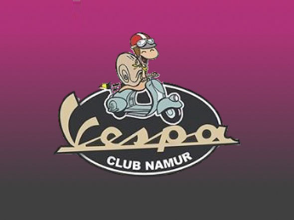 Belgian Vespa Days 7.-9.9.2018