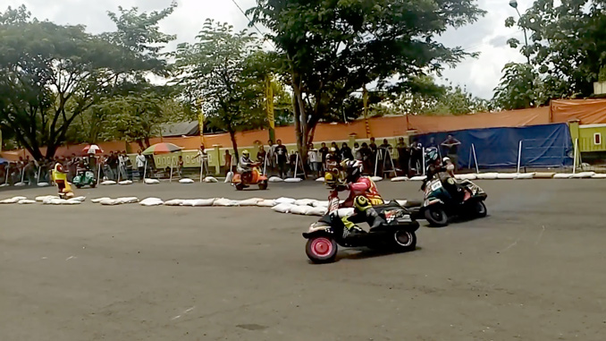 Vespa Roadracing Indonesia