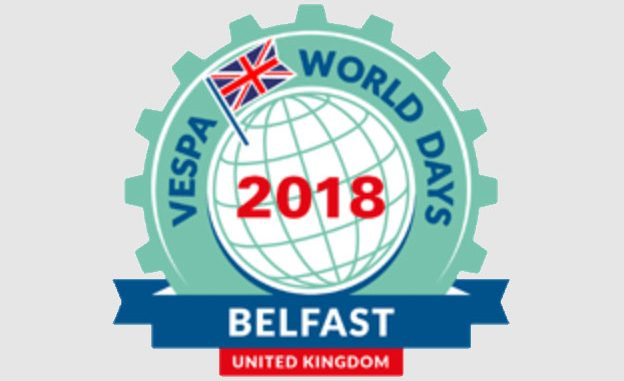 Vespa World Days Belfast