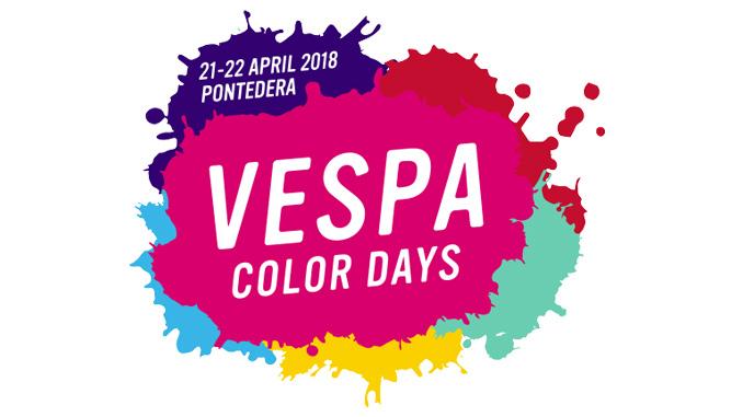 Vespa Color Days