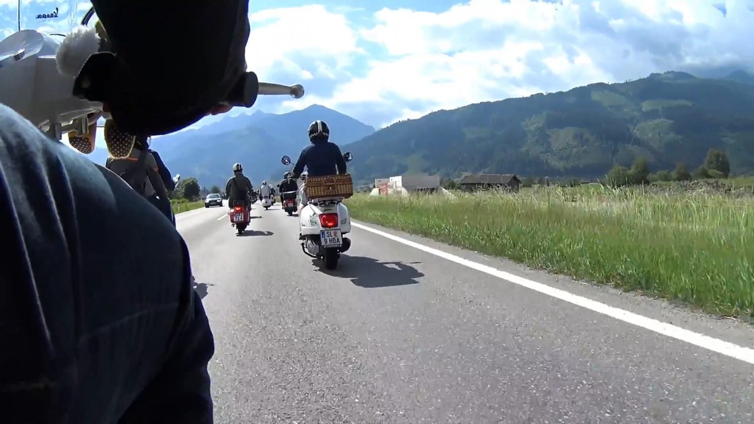 Vespa Alp Days 2018