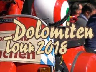 Dolomiti Tour 2018