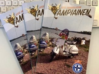 Ampiainen - Vespa Club of Finland