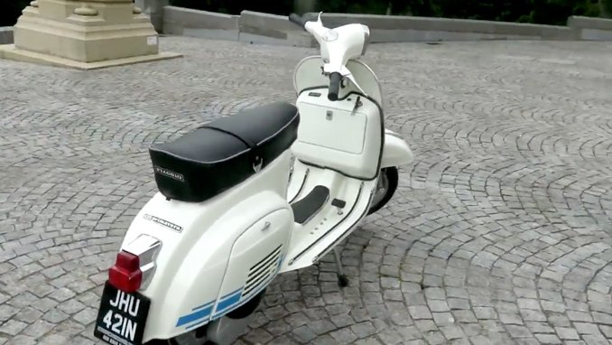 Vespa Electric Scooter >> Sahko Ja Hybridikulkimet On Nyt In Vcof Fi