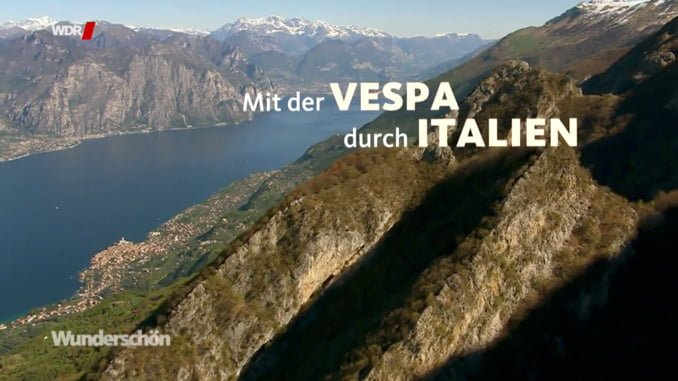 Vespalla halki Italian – Wunderschön
