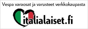 Vespa ja 2CV varaosat netistä – Ranskalaiset.fi